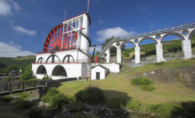 The Isle of Man Laxey Wheel